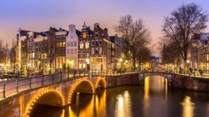 Μαγευτικό Άμστερνταμ αεροπορικώς από θεσσαλονίκη