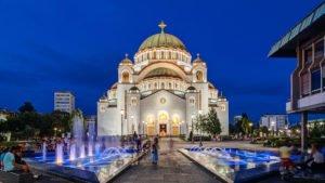 Βελιγράδι - Ιερός Ναός Αγίου Σάββα