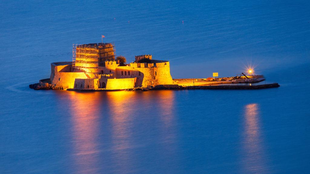 Μπούρτζι - Νάυπλιο από Θεσσαλονίκη εκδρομή