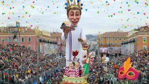 Καρναβάλι Νίκαιας Ταξίδι από Θεσσαλονίκη