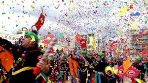 Πατρινό Καρναβάλι - Εκδρομή από Θεσσαλονίκη