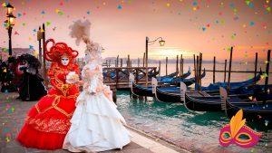 Καρναβάλι Βενετίας - Απόκριες 2017