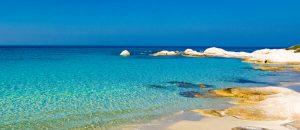 Καβουρότρυπες Παραλία Χαλκιδική