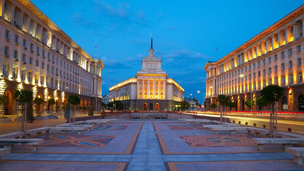 Βραδινή Έξοδος στη Σόφια - Ταξίδι από Θεσσαλονίκη