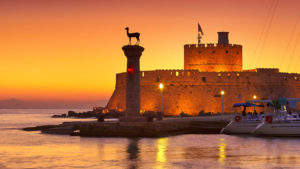 Ρόδος Εκδρομή από Θεσσαλονίκη
