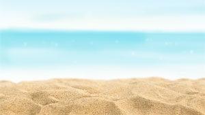 soft sand Halkidiki