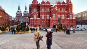 Η Prima Team στη Μόσχα