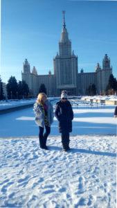 Prima Holidays Team στη Μόσχα