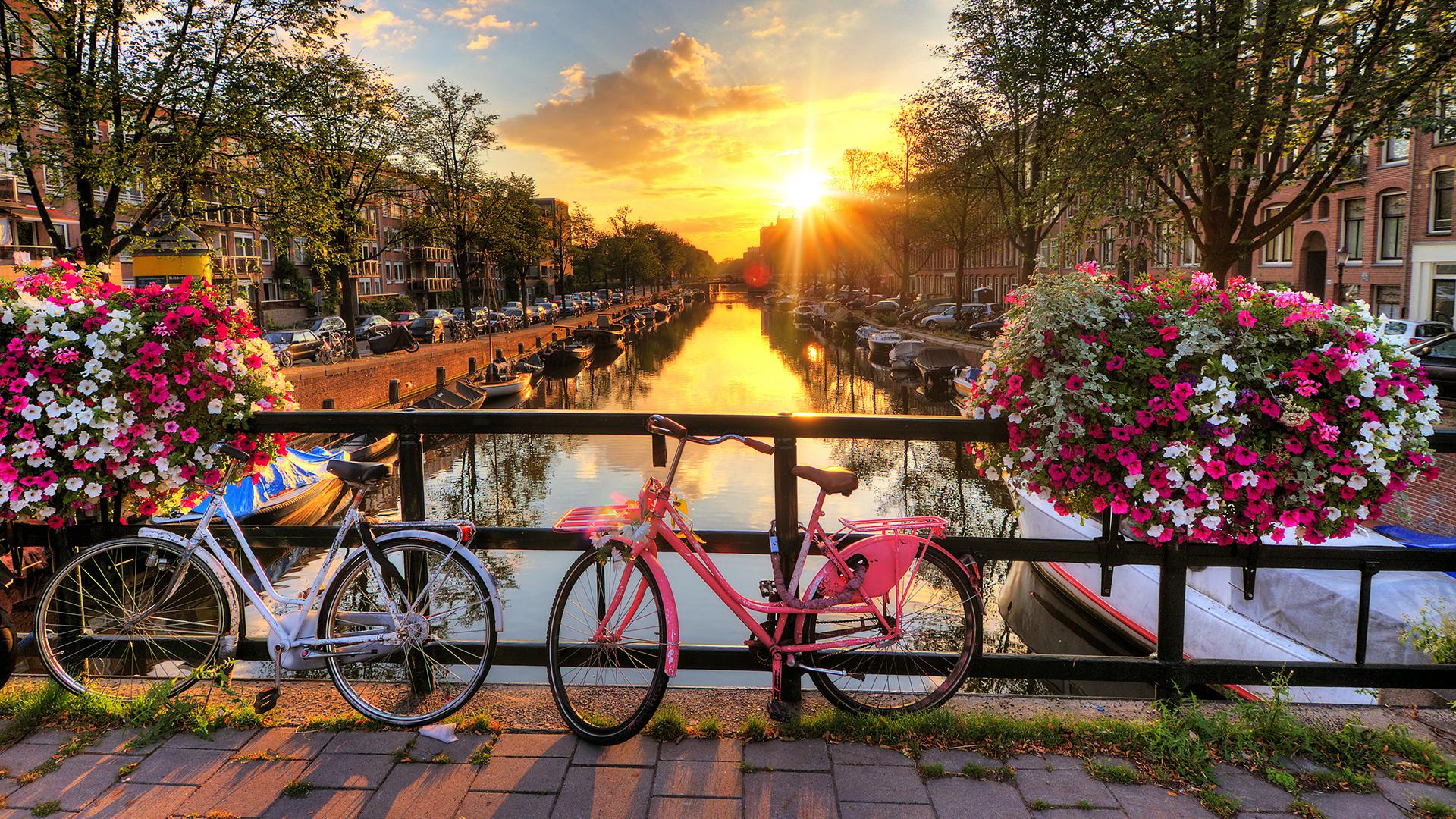Άμστερνταμ | Ταξιδέψτε στη Benelux αεροπορικώς | Αεροπορική εκδρομή με το Prima Holidays