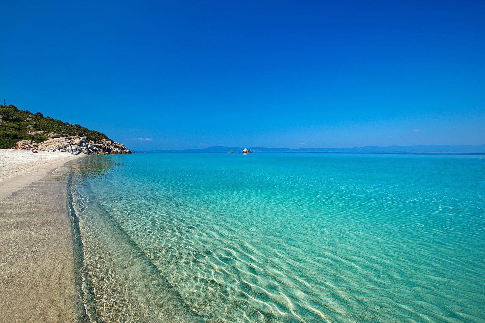 Καλοκαίρι στη Χαλκιδική