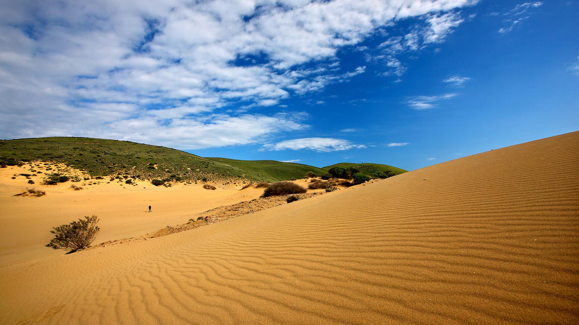 Λήμνος | Αεροπορική εκδρομή | Δείτε τις αμμοθίνες της Λήμνου με το Prima Holidays