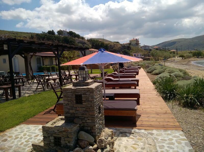 Λήμνος Ξενοδοχείο Parathinalos