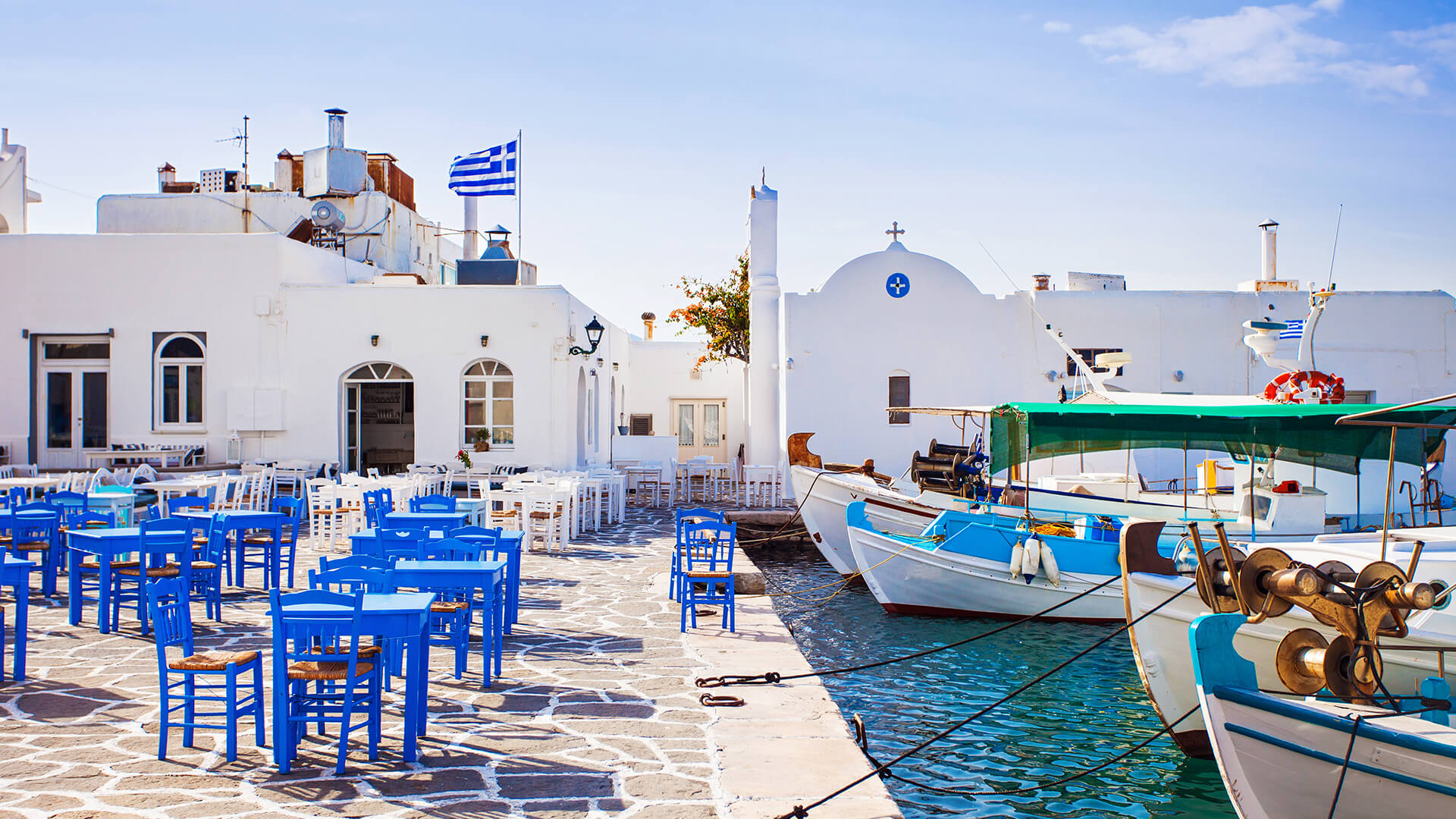 Καλοκαίρι και Πάρος   Διακοπές με την Prima Holidays στην Ελλάδα