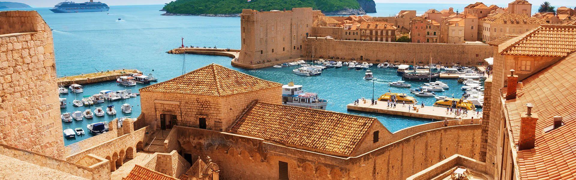 Ταξιδέψτε στις Δαλματικές ακτές και το Ντουμπρόβνικ με την Prima Holidays. Αεροπορικά & Οδικά ταξίδια στο Kings Landing του Game of Thrones!