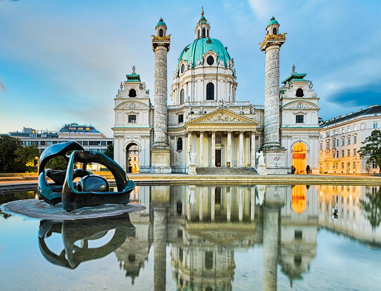 Ταξίδι στη Βιέννη με την Prima Holidays. Ταξιδέψτε σε όλο τον κόσμο!