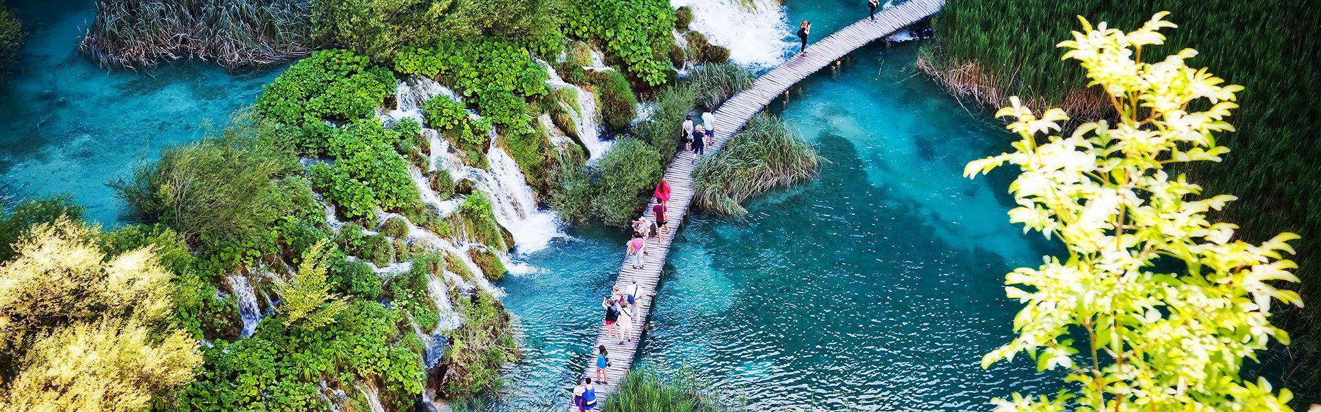 Δαλματικές Ακτές και Λίμνες Πλίτβιτσε | Ταξιδέψτε στη Δαλματία αεροπορικώς ή οδικώς, όλο το χρόνο | Prima Holidays