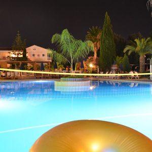 ikaros-hotel-zante-pool-night