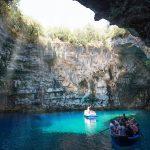 Σπηλιά Μελισσάνη - Κεφαλονιά