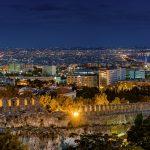 Θεσσαλονίκη εκδρομές - Κάστρα
