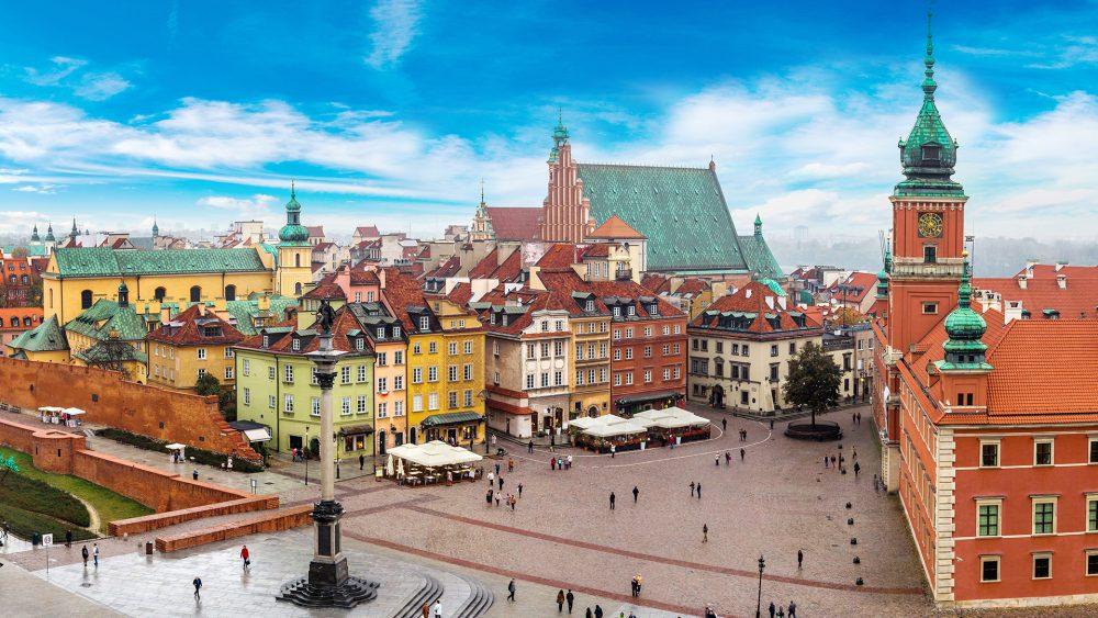 Ταξιδέψτε στην Βαρσοβία και την Κρακοβία οδικώς ή αεροπορικώς | Prima Holidays