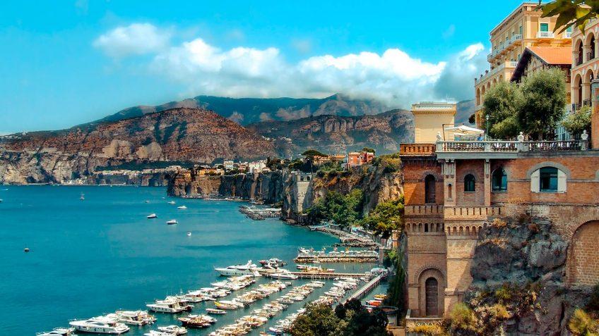 Κάπρι Ιταλία - Εκδρομή από Θεσσαλονίκη