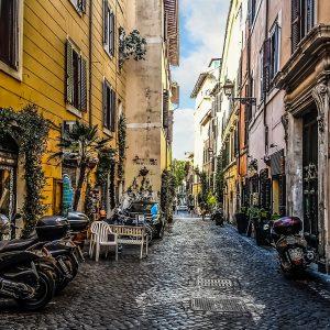 rome-taxidi
